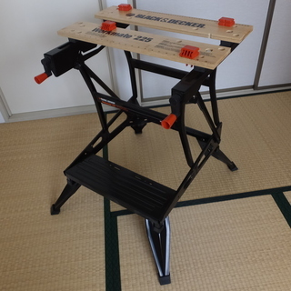 DIY 作業台 BLACK+DECKER ワークメイト WM225