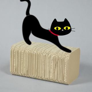 猫爪とぎキューブ、新品自社製造、猫おもちゃ、ケリケリ、猫ポール、