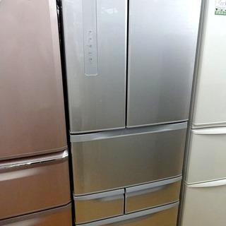 【取りに来れる方限定】TOSHIBAの5ドア冷蔵庫売ります