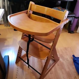 お食事椅子 (値引き交渉 可)