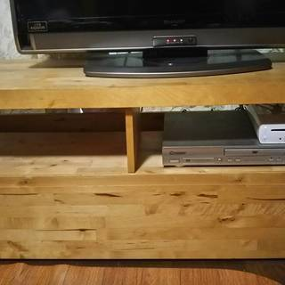 テレビ台 112cm×37.5cm×43.5cm テレビボード