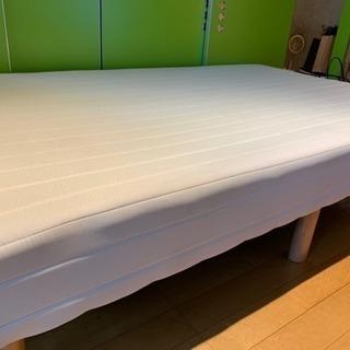 IKEAセミダブルベッド差し上げます!!