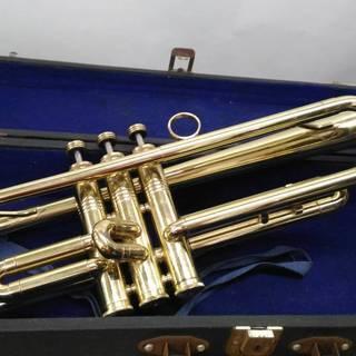 トランペットは管楽器の中では、花形で一番の人気のある楽器です。