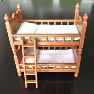 シルバニア《二段ベッド》