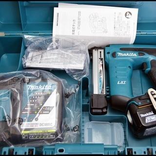 新品 マキタ 14.4V 3.0Ah ST120DRF 充電式タッ...