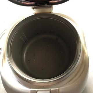 パロマ正規品 LPガス炊飯器(保温付き)