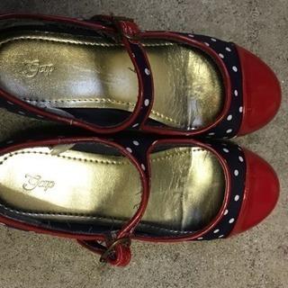 靴22センチ