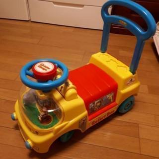 おさるのジョージ 車 手押し車