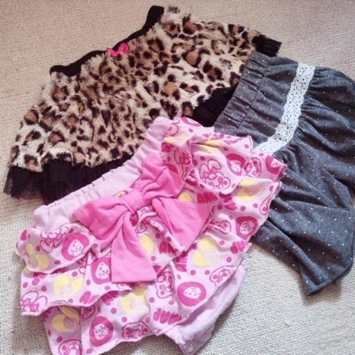 1d2e27063e0 80 女の子 パンツ (やえば) 札幌のベビー用品《ベビー服》の中古あげます ...