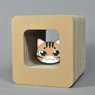 猫爪とぎブロック、大型猫グッズ、新品自社製造