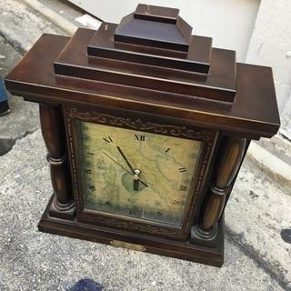 アンティーク置き時計
