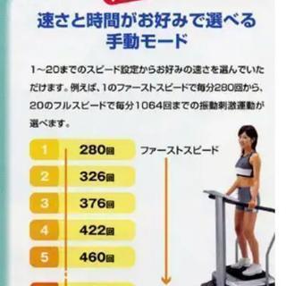 ダイエット・エクササイズマシン