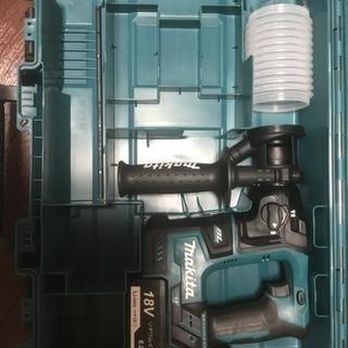 マキタ充電式ハンマードリルHR171DZK 18V  新品同様