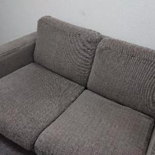 二人掛けソファー