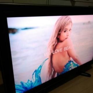 SHARP_AQUOS37型液晶テレビ(BCASカード、外部接続ス...