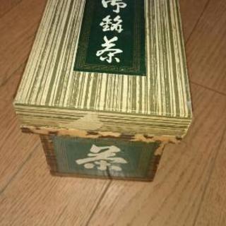 昭和レトロ、本物、おしゃれ、お茶箱