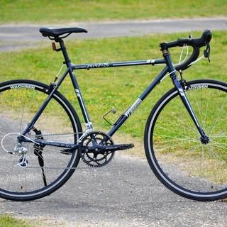 クロモリロードバイク 2×10段変速 身長175cm~ 名古屋近...