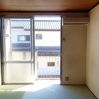 ★駅徒歩5分★ 2DKアパート 6畳x2 生活保護OK