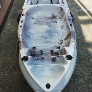 フロートボートより軽い★車内に積めるミニボート