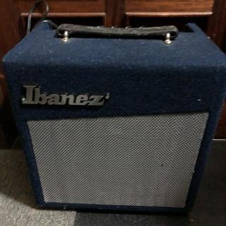 Ibanez ギターアンプ  10wの画像