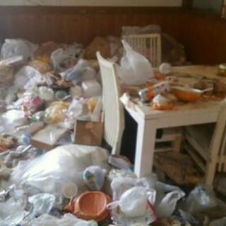 ゴミ屋敷片付けは『便利屋サンデス』にお任せ下さい。