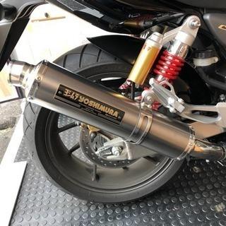 CB400SF SB マフラー スリップオン ヨシムラ チタン