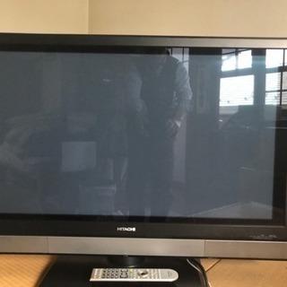日立のプラズマテレビP37-H01-1