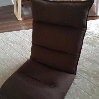 リクライニングチェア 座椅子