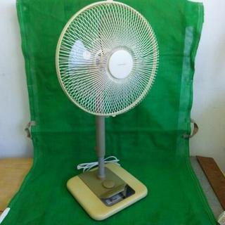 古物  古い 扇風機   大きめ     幅41  奥行31.5...