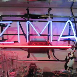 ZIMA・ネオン看板/ネオンサイン・電飾看板・ジーマ