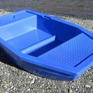 ポリエチレン製の簡易ボート(10月末まで期間限定1艇66000円...