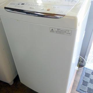 価格変更しました。東芝全自動洗濯機 AW-42ML(W) 2012年製中古の画像