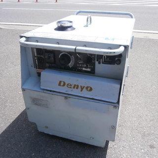 ☆中古品 DENYO デンヨー  アークエンジン溶接機 発電機 ...