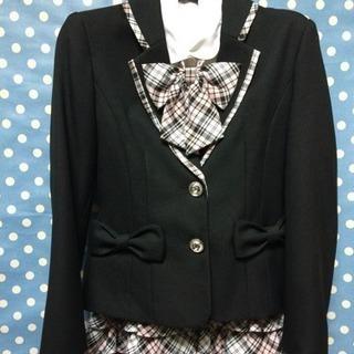 小学6年生 女子卒業式スーツ 160