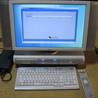 さらに値下げ NEC PC-VS770JG ; 地デジつき