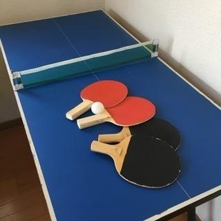 卓球・ビリヤード・ボーリング台 取り引き中