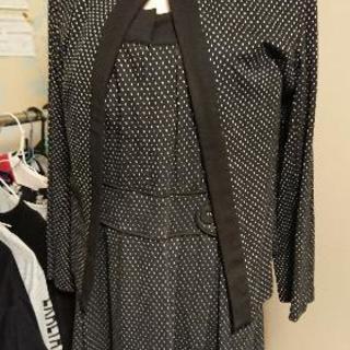 スイートマミーのフォーマル授乳服、ワンピース、ジャケット
