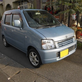 値下げ H13 ワゴンR 95000km 5万円 調子良いです。