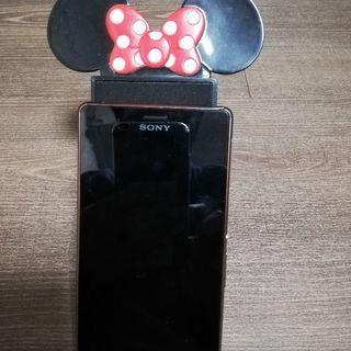 ミニーの携帯置き