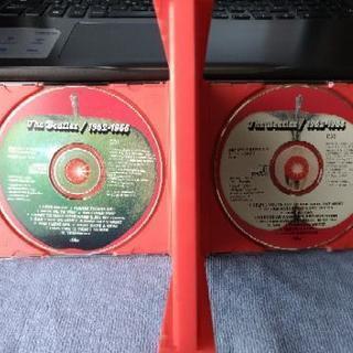 ビートルズCD 赤盤(2枚組)USA版1993年★希少レア品★