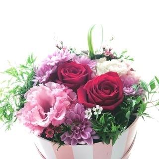季節のお花orグリーンフレームの1dayレッスン🌹