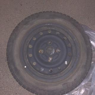 軽自動車のタイヤ