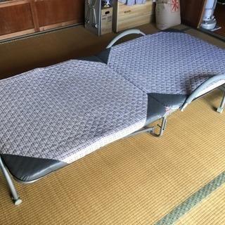 折りたたみベッド3