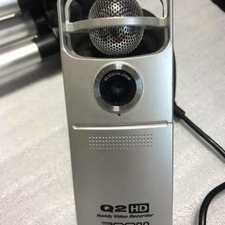 ZOOM ハンディビデオカメラ Q2HD
