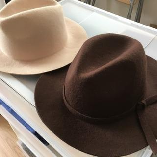 帽子 女性用