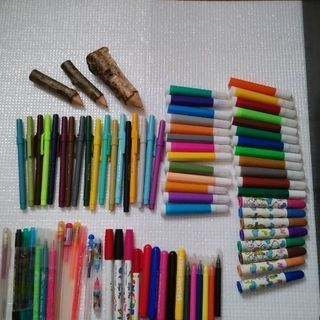 お絵かきペン差し上げます。