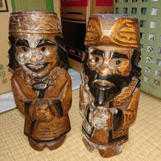北海道のお土産の人形