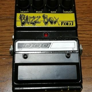 DOD BUZZ BOX FX33(バズボックス)