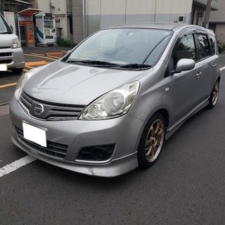 日産ノート15X H21 車検令和2年7月 走行82000キロ...