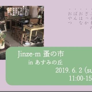 Jinze-m 蚤の市 inあすみの丘